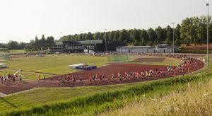 Atletiekbaan Fortius Dordrecht Zoomer Wantijrun