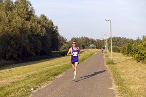 Ruben Scheurwater winnaar 15 km Zoomer Wantijrun Dordrecht 2017