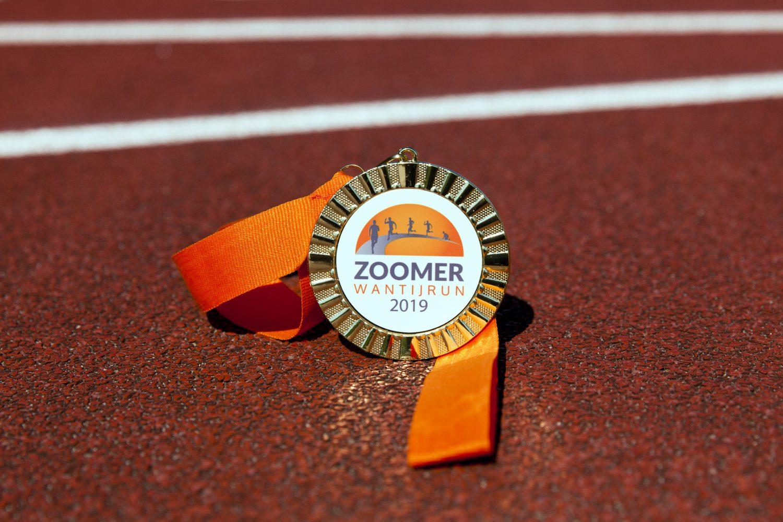 Zoomer wantijrun 2019 dordrecht